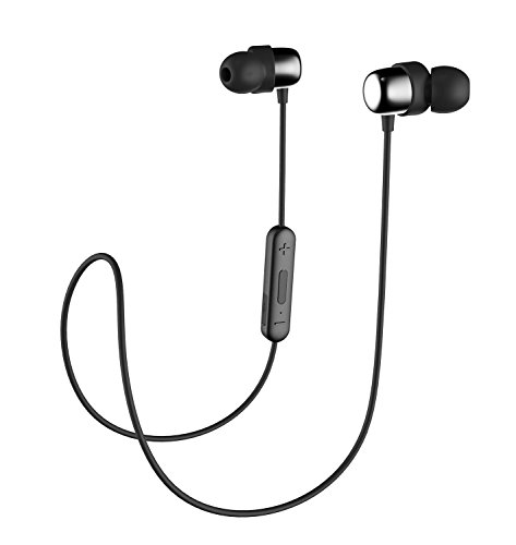 Havit Bluetooth Headset for iPhone, Android - Black
