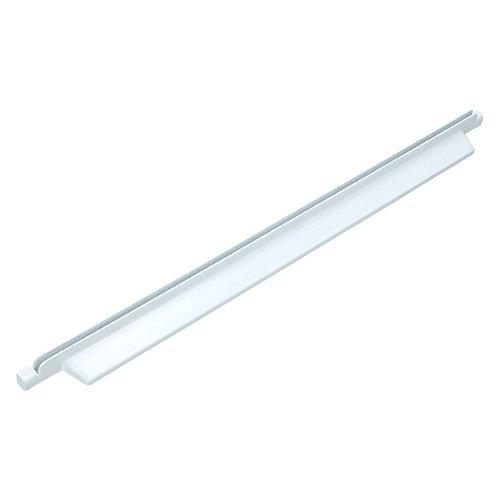 ?WESSPER® Barra de placas de vidrio Frigorífico Congelador para Indesit BAAN13 (Longitud: 500mm, Posterior)