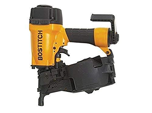 BOSTITCH N66C-2-E Cloueur pneumatique à rouleaux spécial bardage, voliges, panneaux, liteaux