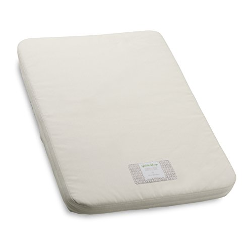 The Little Green Sheep Natural Crib Mattress (to fit Chicco Next2Me)