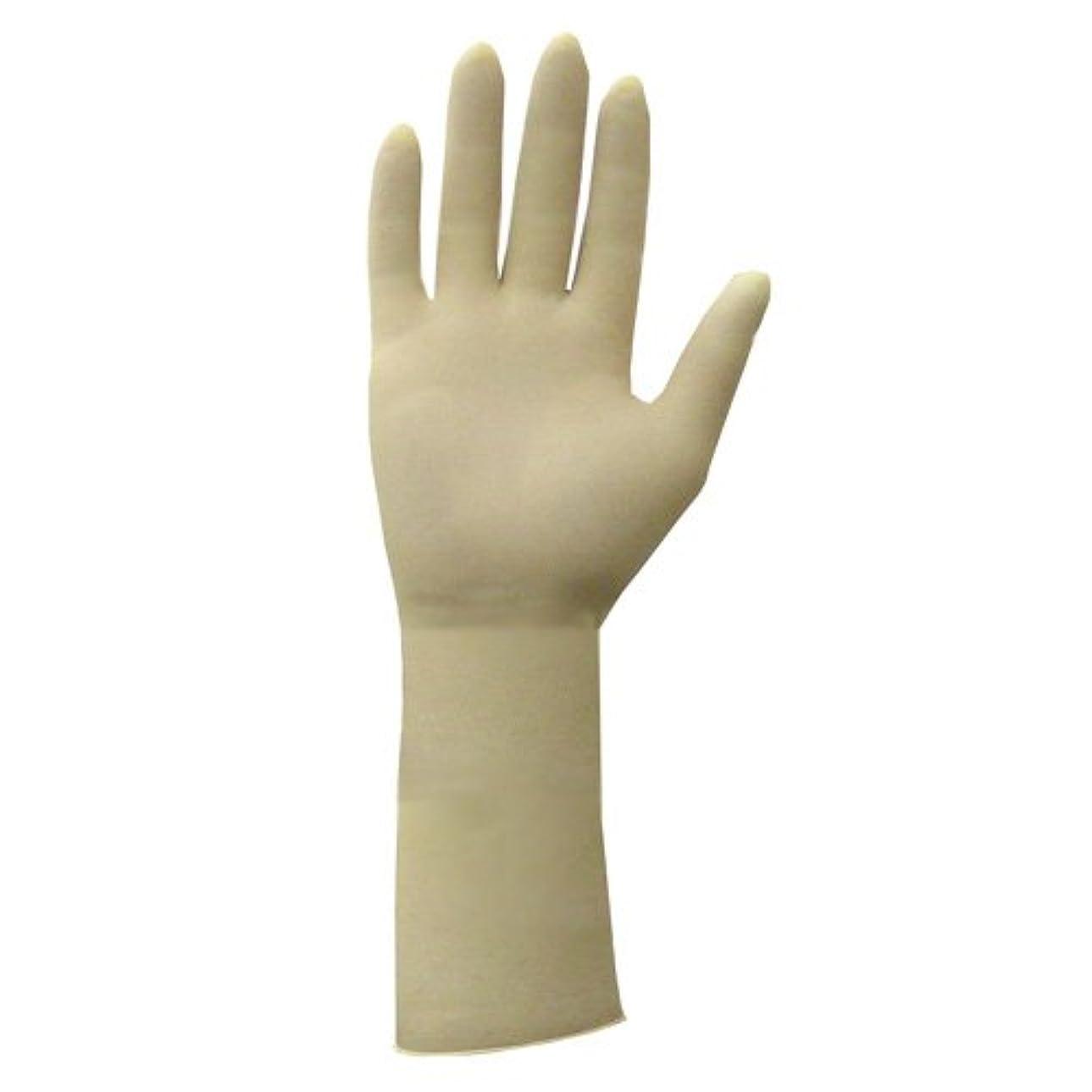 製油所知恵充実ロングラテックス手袋(L)1,000枚