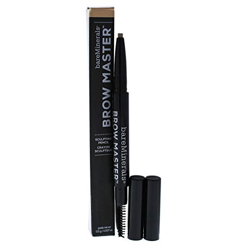 bareMinerals Brow Master Sculpting Pencil Blonde for Women, 0.007 Ounce