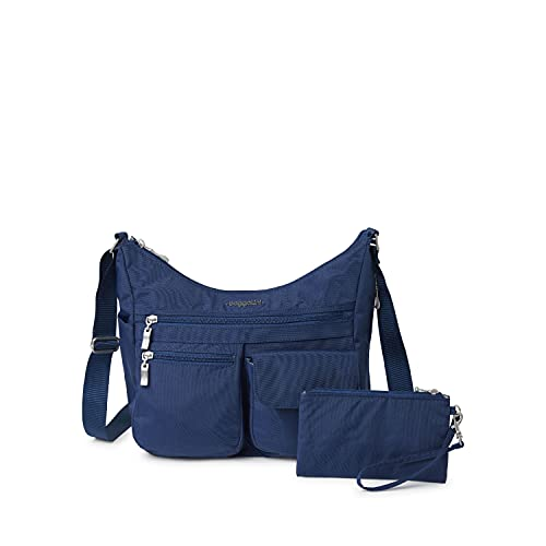 Baggallini Women's Everywhere Bagg with RFID, Pacific
