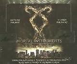 Mortal Instruments: City of Bones Factory Sealed Box - autograph/memorabilia card