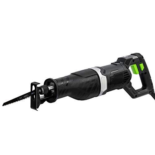 Sierra eléctrica alternativa for el metal de madera de PVC 1050w sierra eléctrica con hoja de sierra 2 (Color : 1)
