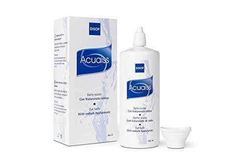 Acuaiss Baño Ocular con Acido Hialurónico para la Limpieza