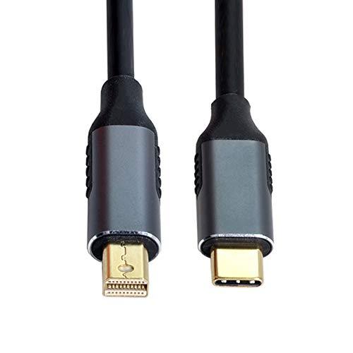 CY USB C a Mini Displayport adattatore 4K per monitor Laptop Mini Displayport a USB C cavo