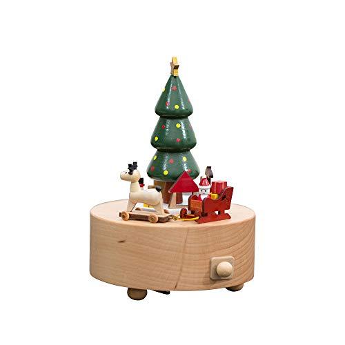 Boîte à Musique Boîte à Musique Cadeau d'artisanat en Bois Cadeau d'anniversaire décoratif Saint Valentin Boîte à Musique MJZGYY