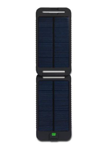 PowerTraveller Monkey - Adventurer - Cargador solar portátil, capacidad 2500 mAh USB...