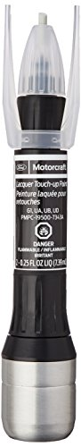 Ford Shadow Black PMPC-19500-7343A Touch-Up Paint, 2-0.25 Fluid Ounces
