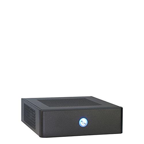 Inter-Tech 88881217 Case ITX-601 ITX Black, 60W