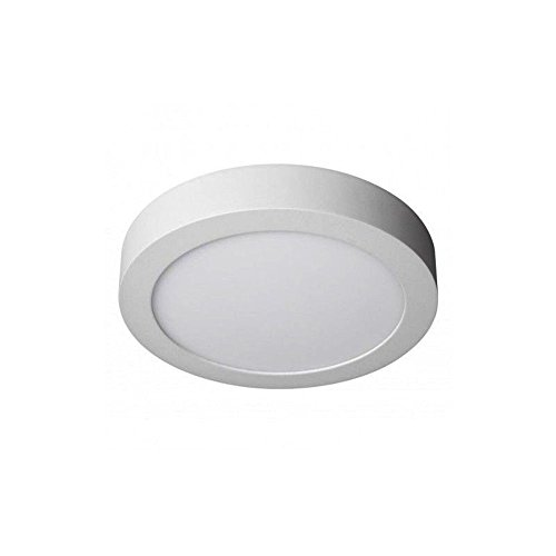 COUSON Plafón LED de Techo Superficie 18W Downlight LED Redondo 2000 Lumenes Luz Blanca Neutra 4000K Transformador Incluido