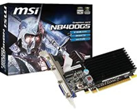 Amazon.com: MSI Geforce 8400GS 512 MB DDR2 PCI-Express 2.0 ...