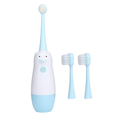 DERCLIVE Cepillo de dientes,Cepillo de dientes eléctrico para niños,Cepillo de dientes eléctrico...