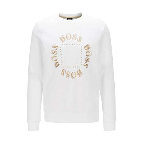 BOSS Men's Salbo Circle Sweatshirt