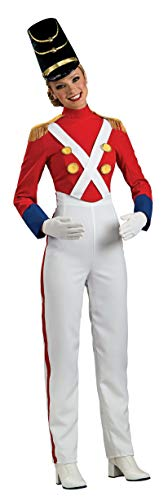Rubie's Woman's Christmas Toy Soldier Costume, Multicolor, Small