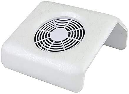 Movilideas - Aspirador de Polvo de Uñas para Manicura y Pedicura, Calidad Profesional