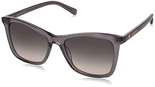 Moschino Love mol020/s Occhiali da Sole, Grigio, 53 Donna