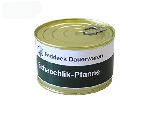 Fertiggericht Dose Schaschlik-Pfanne, 400 g