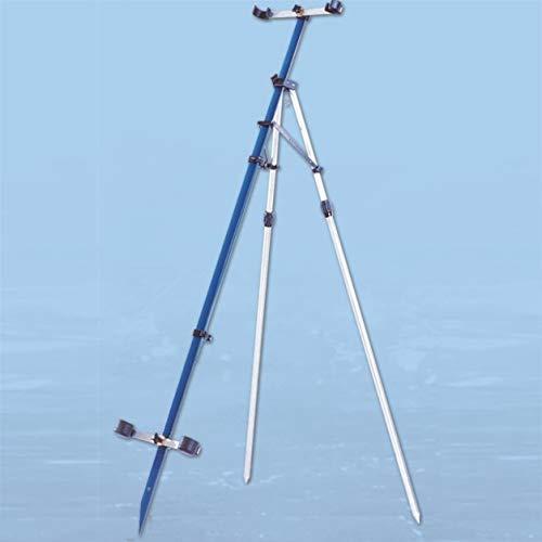 Expert Anglers Brandungsdreibein, Tri Pod, teleskopierbar von 120-180cm