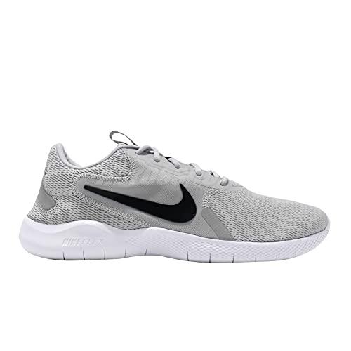 Nike Mens Flex Experience Run 9 Shoe (Smoke Grey/Black, 8.5)