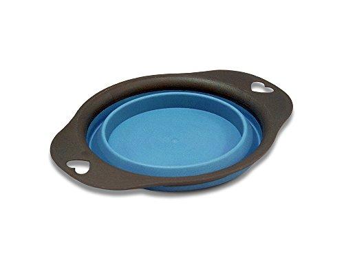 KAHU® Reisetrinknapf Trinknapf faltbar für unterwegs, geeignet für Hunde und Katzen 550ml - 2