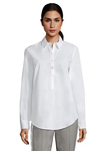 Betty Barclay Damen 6057/9791 Bluse, Weiß (Bright White 1000), (Herstellergröße: 46)