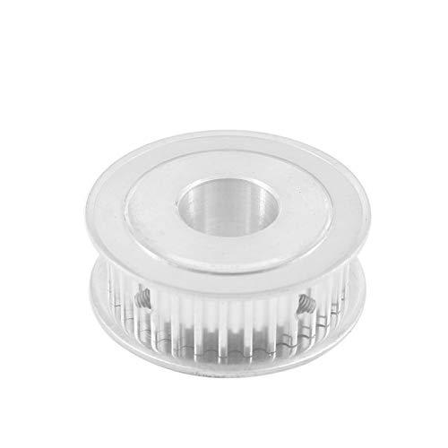 Zyilei-Poleas para correa sincronizada Polea de cintas de tiempo de 5m 30T, 6 / 6.35 / 8/10 / 20 / 25mm Bore, polea de cinta de engranajes, ancho de 16 mm, polea de rueda dentada, para cinturón de tie