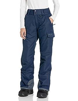 Arctix Women s Snow Sports Insulated Cargo Pants Blue Night Large