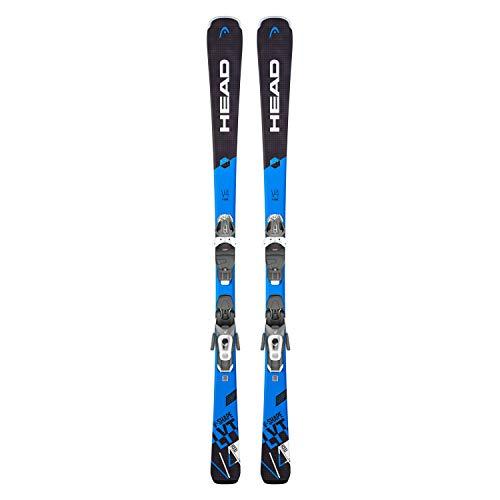 HEAD Skier V-Shape V4 inkl. Bindung PR 10 Promo schwarz (200) 163
