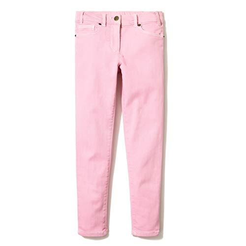 LOOK by Crewcuts Mädchen jeans Skinny Jean, Rosa (NeonNelke), Large (10)