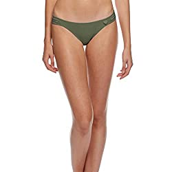 professional Body Glove Women's Smoothie Flirtatious Surf Rider One Piece Bikini Swimsuit, Cactus, Medium