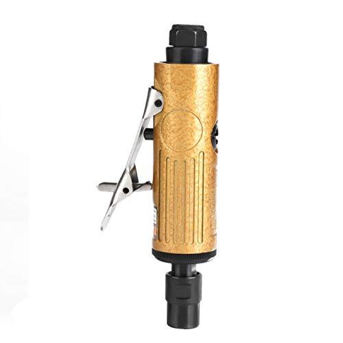 Mini amoladora neumática profesional de alta velocidad y peso ligero para piezas de metal, componentes de madera, hardware(s)