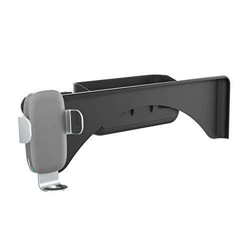 Topfit Tesla Model 3 Model Y Zubehör Kabelloses Ladegerät Handyhalterung Handyhalter Handy KFZ Halterungen Sonnenbrillenhalter