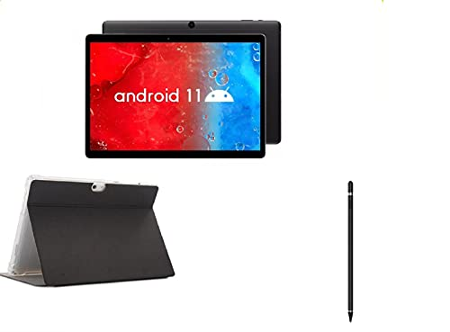 ALLDOCUBE iPlay20S Android 11 Tablet PC 10.1 Inch 4GB RAM 64GB ROM Octa-Core 1920×1200 IPS 4G LTE Tablet Unisoc SC9863A (Tablet with Case Plus Stylus Pen)
