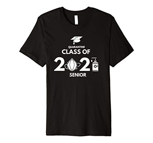 Quarantine Class of 2021 Senior Premium T-Shirt