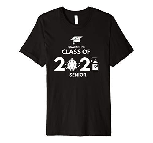 Quarantine Class of 2021 Senior Premium T-Shirt