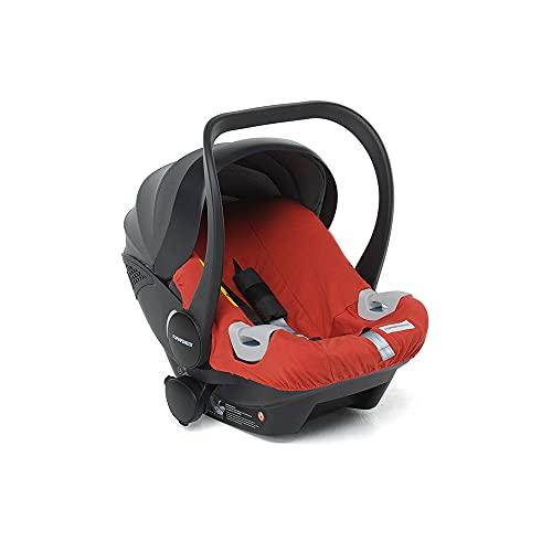 Foppapedretti Funda para silla de coche Next I-size, rojo