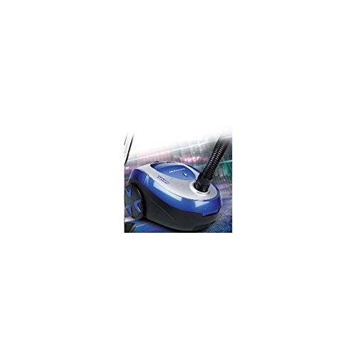 Orbegozo 16436 Aspirador con bolsa, 800W, 800 W, Azul eléctrico y ...