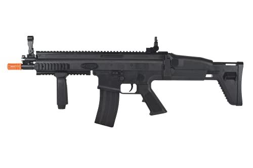 Soft Air FN Scar-L Spring Powered Airsoft Rifle, Black, 400 FPS