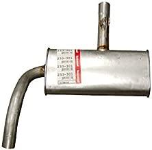 Bosal 233-301 Exhaust Silencer