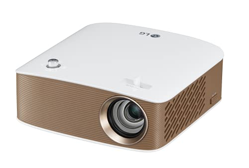 LG Minibeam PH150G Vidéoprojecteur LED HD 1280 x 720 - 130 Lumen - avec Batterie
