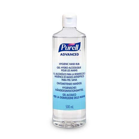 PURELL - Sanitizzante per le mani, 500 ml