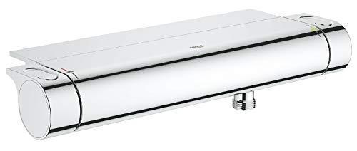 GROHE Grohtherm 2000 | Thermostat-Brausebatterie, mit EcoJoy Wasserspar-Technologie | chrom | 34469001