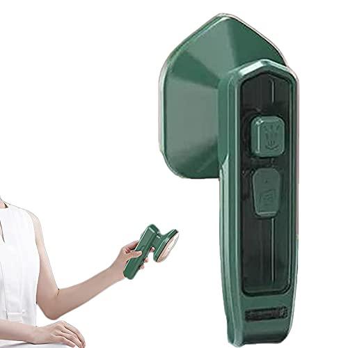 GUOL Micro Plancha De Vapor Profesional, Vaporizador De Ropa Vertical Y Horizontal, No Se Necesita Tabla De Planchar, para El Hogar Y Los Viajes A
