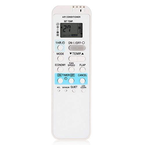V BESTLIFE Accessorio di Ricambio per Telecomando del condizionatore d'Aria per Il condizionatore d'Aria Sanyo AX1/3