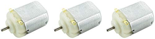VRC Hobbies 20,000rpm Upgraded Inline 1/32 Slot Car Motor - Scalextric - 3 Pack