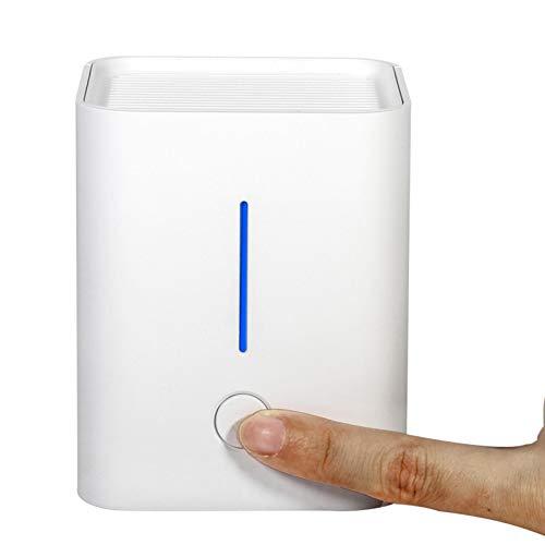 AIKY Purificador de Aire portátil para el hogar, Limpiador de Aire de Carga USB para PM2.5, purificadores de Aire de bajo Ruido de diseño Mejorado 2021 para Oficina en casa