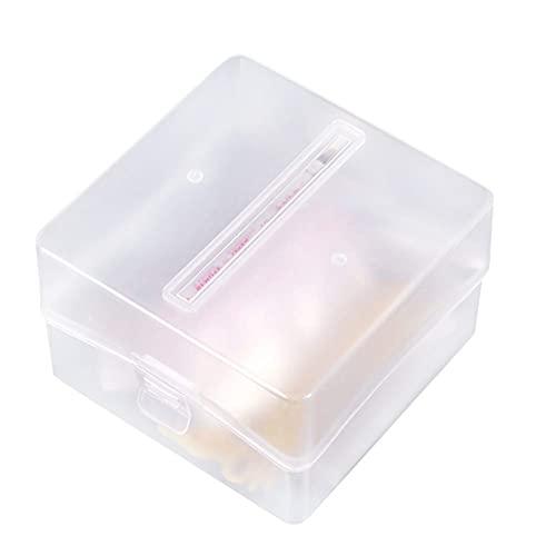 Kaijia Caja de dinero para tartas y cajeros automáticos con decoraciones seguras para regalo sorpresa para fiesta de cumpleaños