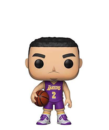 Funko Pop! Sports – NBA – Pelota de baloncesto – Lonzo Ball #50 – Figuras de vinilo de 10 cm realeased 2018